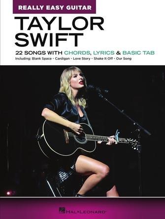 REALLY EASY GUITAR SWIFT TAYLOR (00356881 ) (Guitar Folios )