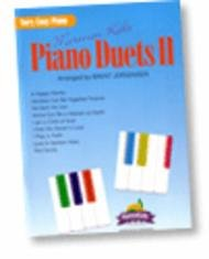 MORMON KIDS PIANO DUETS 2 JORGENSEN LDS (01588 ) (Sacred Piano Duet Folios )