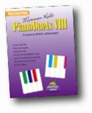 MORMON KIDS PIANO DUETS 8 ( VIII ) JORGENSEN LDS (01658 ) (Sacred Piano Duet Folios )
