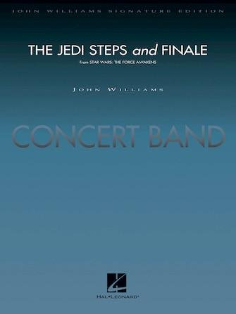 JEDI STEPS AND FINALE FROM STAR WARS FORCE AWAKENS  SCORE &