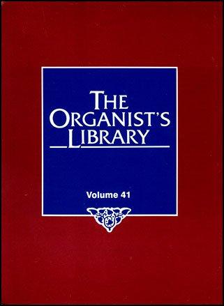 ORGANISTS LIBRARY 41 (701602L ) (Organ Folios )