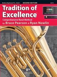 TRADITION OF EXCELLENCE 1 BARITONE / EUPHONIUM TC 2ND EDITIO