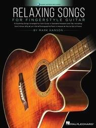 RELAXING SONGS FOR FINGERSTYLE GUITAR HANSON ONLNE TAB (00236203 ) (Guitar Folios )
