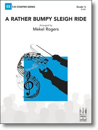 RATHER BUMPY SLEIGH RIDE SCORE & PARTS ROGERS