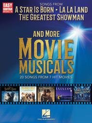 SONGS FROM A STAR IS BORN LA LA LAND THE GREATEST SHOWMAN AN (00287930 ) (Guitar Folios )