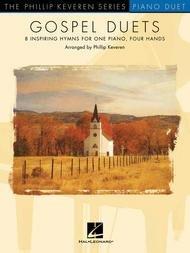 GOSPEL DUETS KEVEREN (00295099 ) (Sacred Piano Duet Folios )