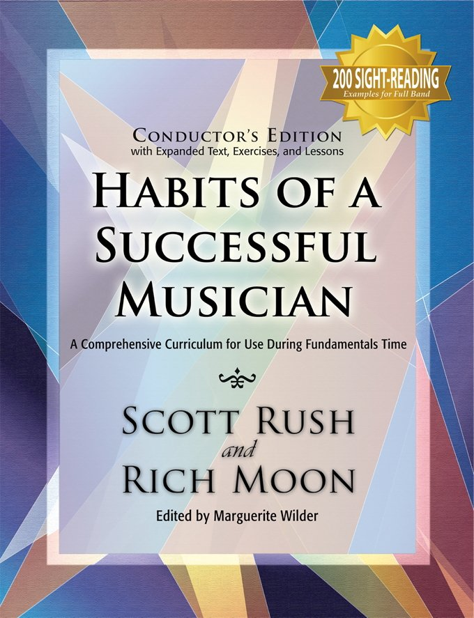 HABITS OF A SUCCESSFUL MUSICIAN CONDUCTOR RUSCH MOON