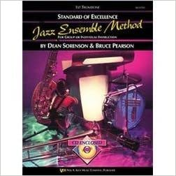 STANDARD OF EXCELLENCE JAZZ ENSEMBLE METHOD 1ST TROMBONE SOR