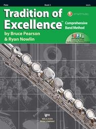 TRADITION OF EXCELLENCE 3 FLUTE PEARSON NOWLIN ONLNE