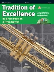 TRADITION OF EXCELLENCE 3 TRUMPET BB PEARSON NOWLIN ONLNE