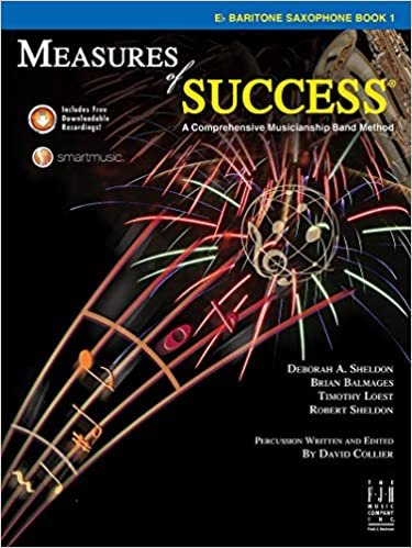MEASURES OF SUCCESS 1 SAXOPHONE BARITONE SHELDON BALMAGES LO