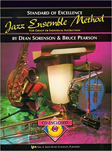 STANDARD OF EXCELLENCE JAZZ ENSEMBLE METHOD 4TH TRUMPET SORE