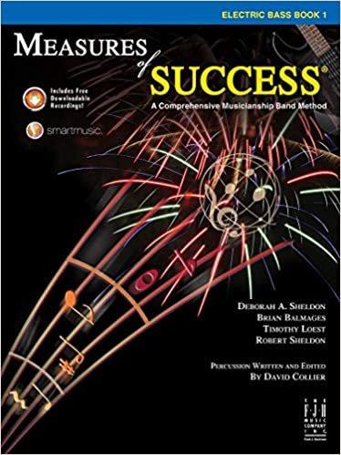 MEASURES OF SUCCESS 1 ELECTRIC BASS SHELDON BALMAGES LOEST O
