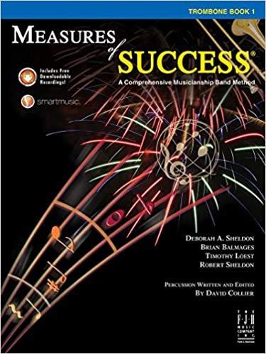 MEASURES OF SUCCESS 1 TROMBONE SHELDON BALMAGES LOEST ONLNE