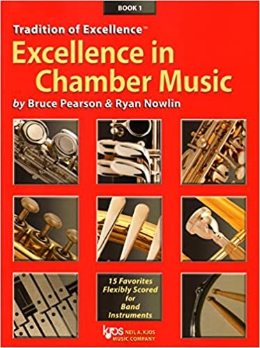 TRADITION OF EXCELLENCE EXCELLENCE IN CHAMBER MUSIC 1 OBOE P