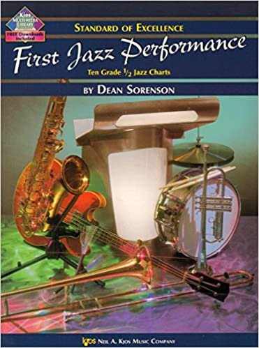 STANDARD OF EXCELLENCE FIRST JAZZ PERFORMANCE FLUTE / OBOE S