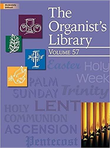 ORGANISTS LIBRARY 57 (701907L ) (Organ Folios )