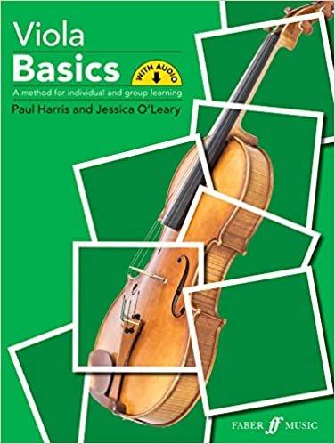 VIOLA BASICS HARRIS OLEARY ONLNE (Viola Methods )