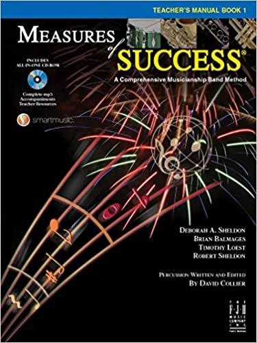 MEASURES OF SUCCESS 1 TEACHERS MANUAL SHELDON BALMAGES LOEST