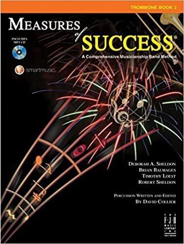 MEASURES OF SUCCESS 2 TROMBONE SHELDON BALMAGES ONLNE