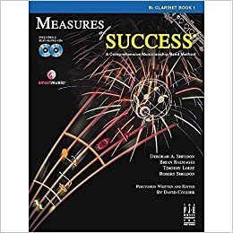 MEASURES OF SUCCESS 1 CLARINET BB BALMAGES ONLNE