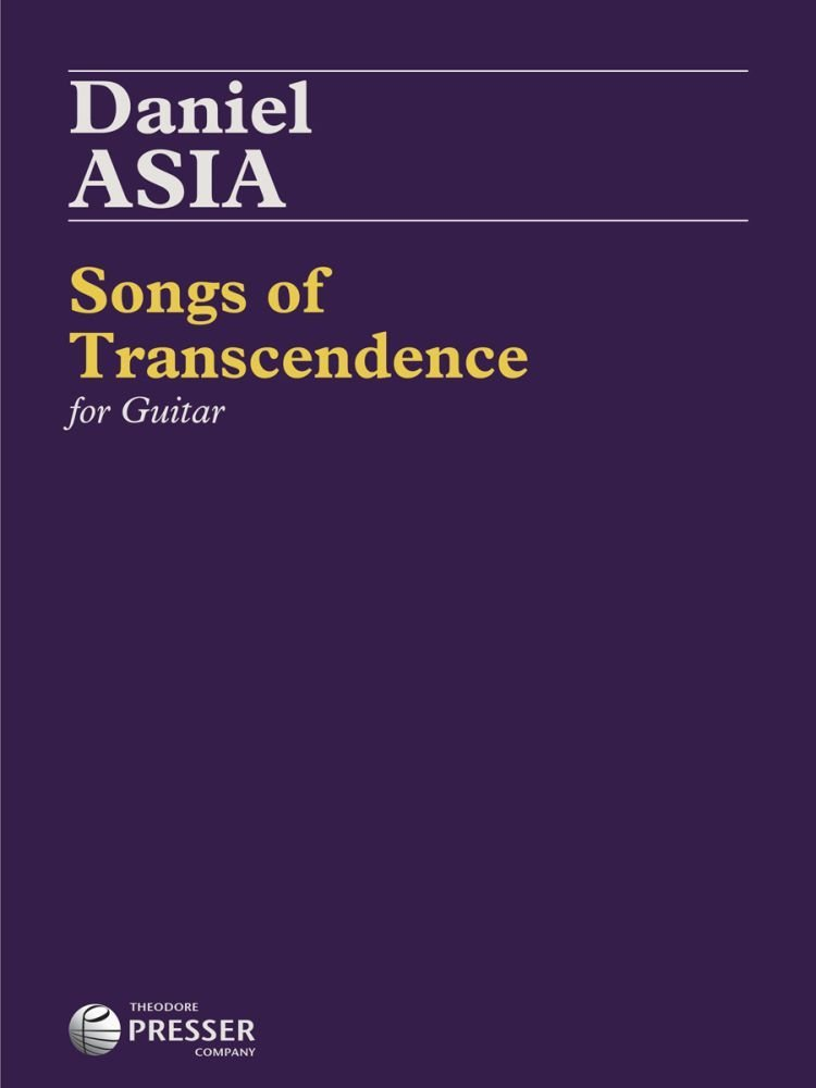 SONGS OF TRANSCENDENCE ASIA