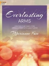 EVERLASTING ARMS 1P4H KIM (702057L ) (Sacred Piano Duet Folios )
