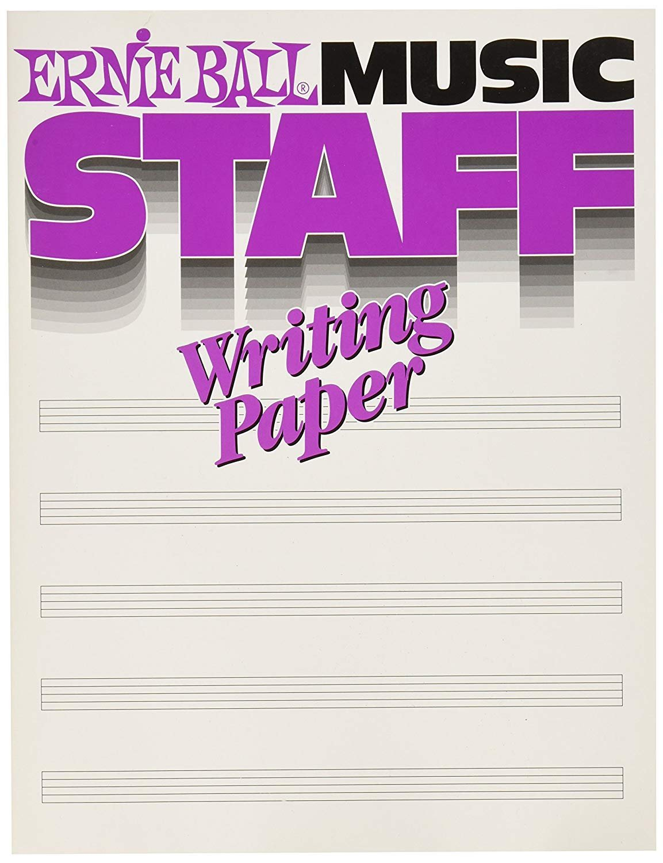 MUSIC STAFF BOOK 8 ST 42 PG