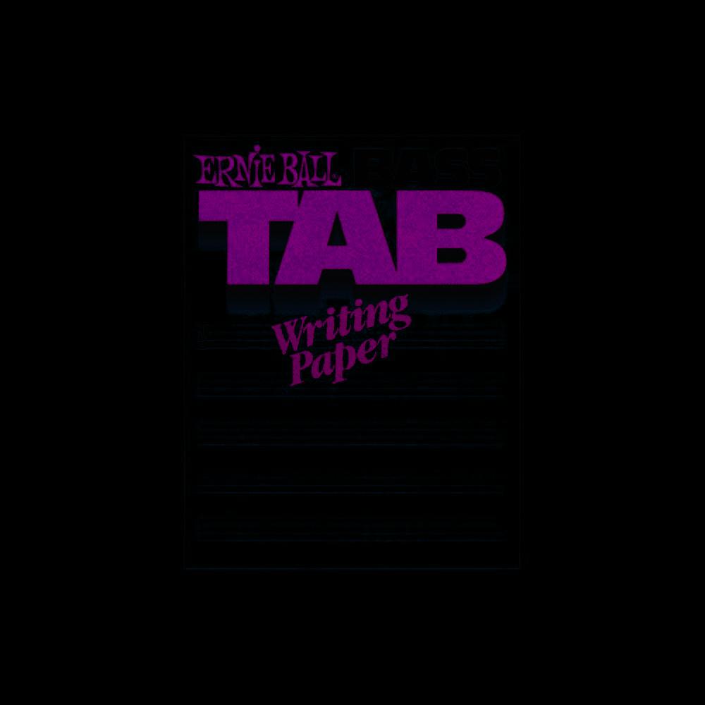 BASS TAB WRITING PAPERS TAB