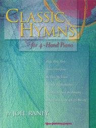 CLASSIC HYMNS FOR 4 HAND PIANO RANEY (8281 ) (Sacred Piano Duet Folios )