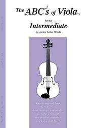 ABCS OF VIOLA 2 INTERMEDIATE RHODA (ABC9 ) (Viola Methods )