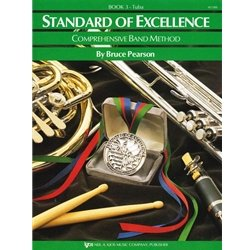 STANDARD OF EXCELLENCE 3 TUBA PEARSON