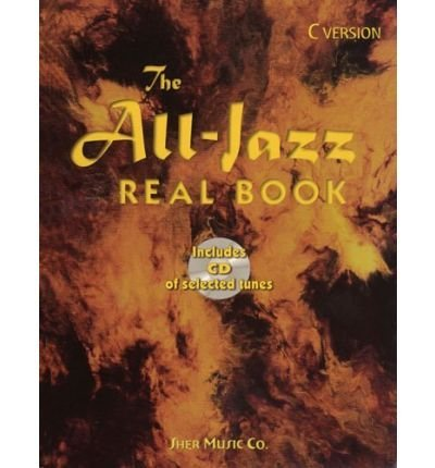 ALL JAZZ REAL BOOK C VERSION SHER (119 ) (Fakebooks )