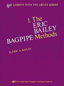 BAILEY ERIC BAGPIPE METHOD 1 (L198 ) (Bagpipe )