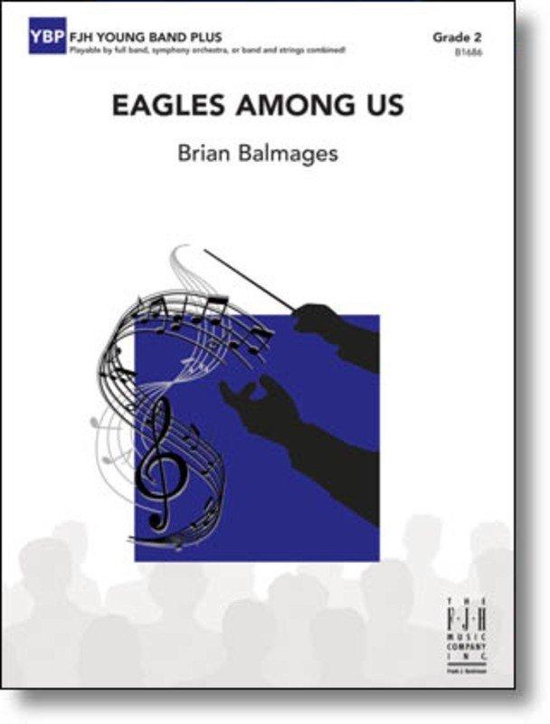 EAGLES AMONG US SCORE & PARTS BALMAGES