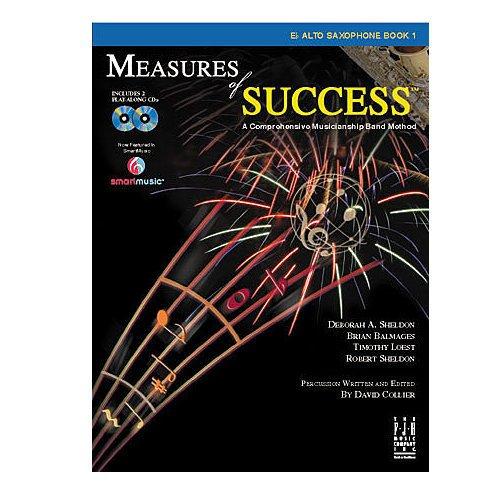 MEASURES OF SUCCESS 1 SAXOPHONE ALTO SHALDON BALMAGES LOEST