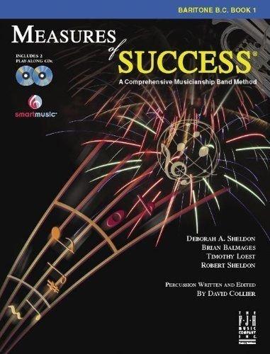 MEASURES OF SUCCESS 1 BARITONE BC SHELDON BALMAGES LOEST ONL