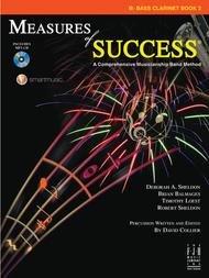 MEASURES OF SUCCESS 2 CLARINET BASS SHELDON BALMAGES LOEST O
