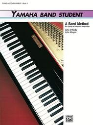 YAMAHA BAND STUDENT 3 KEYBOARD PERCUSSION OREILLY KINYON