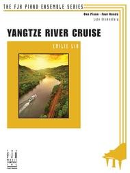 YANGTZE RIVER CRUISE LIN FED24 (E1099 )