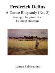 DANCE RHAPSODY 2 DELIUS HESELTINE (LAU048 )