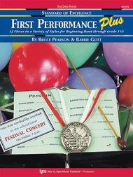 STANDARD OF EXCELLENCE FIRST PERFORMANCE PLUS FLUTE PEARSON