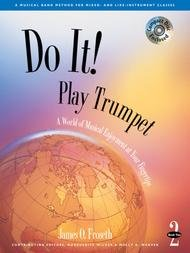 DO IT 2 TRUMPET FROSETH WILDER WEAVER BKCD
