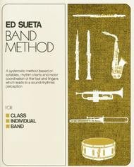 SUETA ED BAND METHOD 1 BARITONE BASS CLEF