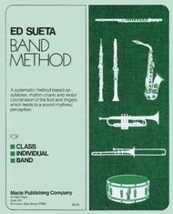 SUETA ED BAND METHOD 2 CLARINET ALTO
