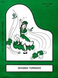 SPANISH TORNADO NOONA FED10 NATFD (SM348 )