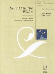 BLUE DANUBE WALTZ STRAUSS GARCIA FED20 FED13 FED16