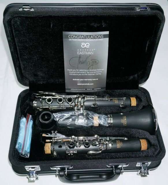 EASTMAN STUDENT CLARINET (ECL230 )