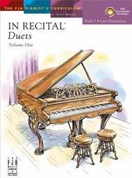 IN RECITAL DUETS VOL 1 BK 3 MARLAIS FED20 ONLNE (FJH1612 ) (Piano Duet Books )