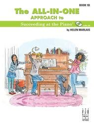 SUCCEEDING AT THE PIANO ALL IN ONE APPROACH 1B MARLAIS BKCD (FJH2226 ) (Piano Methods )